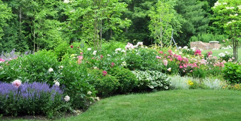 Landscape Design and Installation by New View of Hopkinton, MA