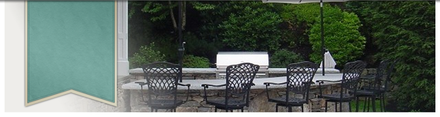 Outdoor Kitchens and Stone Bars by New View of Hopkinton, MA