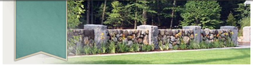 Stone walls and Landscape construction by New View of Hopkinton, MA